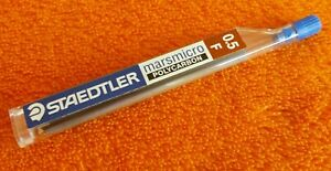 12 Staedtler Mars Micro Mechanical Pencil Refill Leads 0.5mm F