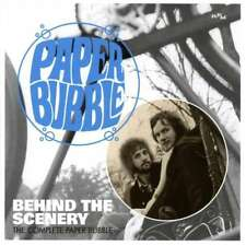 Papel Burbuja - Behind The Scenery el Comple Nuevo CD