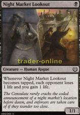 4x Night market Lookout (mercado nocturno-matona) kaladesh Magic