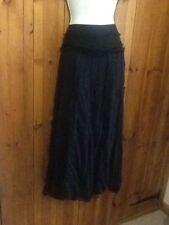 Chiffon Hippy, Boho Casual Regular Size Skirts for Women