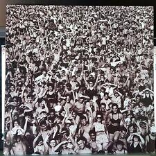 George Michael - Listen Without Prejudice - 1990 LP record excellent + insert
