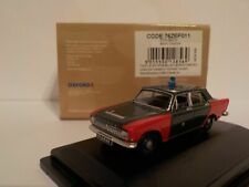 Ford Zephyr - Bomb Disposal, Oxford Diecast 1/76 New