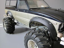 Rubber Fender Set Tamiya R/C 1/10 Toyota 4x4 Pick-Up Bruiser Hilux Mountaineer