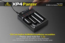 Xtar XP4 3.7v Li-ion IMR Battery Charger 14500 / 18350 / 18650 / 26650