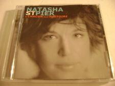 Natasha St-Pier - À Chacun Son Historie (CD, 2000, Guy Cloutier Communications)
