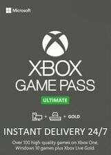 Xbox Live Gold & Game Pass Ultimate 6 Month Code - 12 x 14 day keys - *INSTANT*