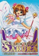 DVD Cardcaptor Sakura TV 1 - 70 + 2 Movies End NTSC 4:3 R0 English Subs 4 DVDs
