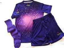 Girls footballKit, I-kick purplestars age 13-14, 15-16 new