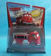 Disney Pixar Cars 2 Deluxe RED #3 2010