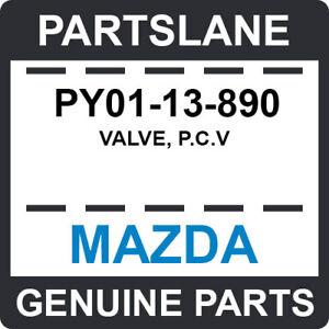 PY01-13-890 Mazda OEM Genuine VALVE, P.C.V
