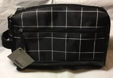 Large TOUGH LOVE + CARRY Padded Polyester Toiletry/Makeup/Overnight Bag