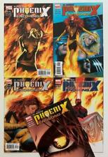 X-men Phoenix Endsong #1 to #5 complete (Marvel 2005) VF & NM condition issues.