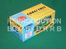 CORGI #354 ambulance militaire (COMMER) - Reproduction Box par drrb