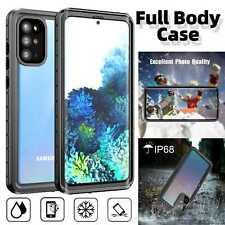 360° Waterproof Armor Case Fo Samsung Galaxy Note 20 Ultra S10 S20+ Heavy Duty