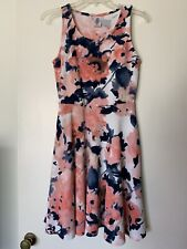 Agnes And dora Fisher Fit And Flare Dress small Floral