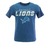 Detroit Lions Official NFL Team Apparel Kids Boys Youth Size T-Shirt New Tags