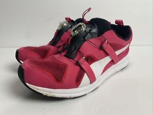 Puma Future Disc System HST Mesh Pink Running Shoes 356644-04 US MEN'S SIZE 13