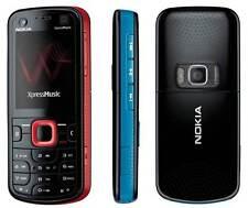 Hot Original Unlocked Nokia 5320 XpressMusic 3G 2MP Camera Mobile Bar Cell phone