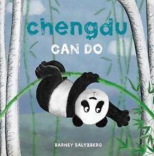 Chengdu Can Do, Saltzberg, Barney Book