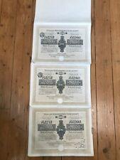 20 x CHARBONNAGES DE TRIFAIL (AUTRICHE) 1923 for 1€ ?