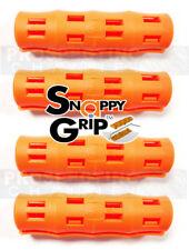 SNAPPY GRIP Egonomic Replacement Bucket Handles 4 ORANGE new