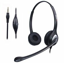 Us Ship Call Phone Headset Mobile Phone smartphones with 3.5mm headphone jack