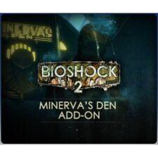 BioShock 2: Minerva's Den {Original + Remastered edition} [DLC] (PC) [Steam]