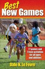 Best New Games: 77 Games and 7 Trust Activities for All Ages and Abilities