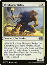 Magic MTG Tradingcard Core Set 2015 Oreskos Swiftclaw 22/269