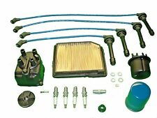 Tune Up Kit Honda Civic 1.5L 1988 to 1991 SPARK PLUGS WIRES CAP ROTOR FILTERS