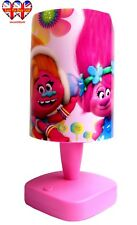 Official Trolls  Star&Moon Night Light Lamp,Colour Changing Projection .