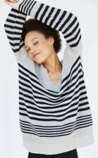 URBAN OUTFITTERS BDG Billie Striped V Neck Sweater S Small NWOT $69