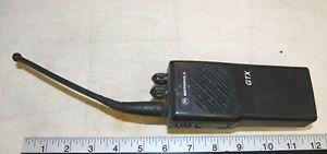 Motorola GTX radio H11WCD4CB1AN - untested