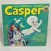 Casper The Friendly Ghost: Golden Records 1974 Vinyl LP (Children's Story)