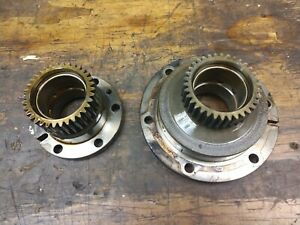 Mazda rx8 multi port stationary gear set