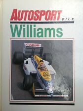 New listing Autosport File :Williams 1988 1st Edition- Alan Jones-Nigel Mansell-Keke Rosberg