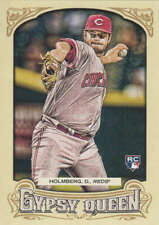 2014 Topps Gypsy Queen #290 David Holmberg Reds NM-MT (RC - Rookie Card)