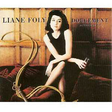 MAXI CD Liane FOLY Doucement a trace of you  3-track jewel case