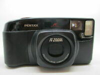 Pentax IQ Zoom 60-X 35mm Film Photography compact Camera 38-60mm lens WOrking