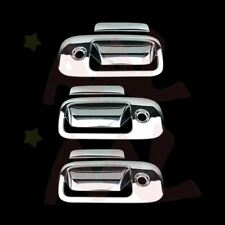 AAL FOR CHEVY EXPRESS/GMC SAVANA 2003-2015 CHROME DOOR HANDLE COVER