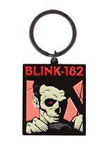 Blink-182 Skullifornia Keychain Authentic Official Blink-182 Merchandise