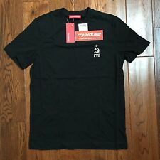 New Gosha Rubchinskiy Hammer Sickle Logo T-Shirt Tee Supreme SS 2016 Size Small