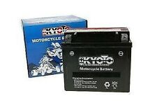 14kw-Gel Batterie Piaggio//vespa GTX 180 super Hexagon BJ 2000-2002 19ps