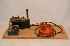Vintage Jensen MFG 115 Volt 450 Watt Model 5 Electric Steam Engine+ - Tested