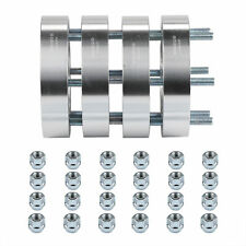 4pc Wheel Spacers Adapters For Tacoma Fits All 6 Lug Pickups 15 6x55 12x15