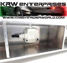 1982-92 PONTIAC FIREBIRD KNIGHT RIDER KITT KARR K2000 LED SCANNER ALL IN ONE NEW