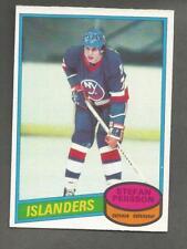 1980-81 OPC O-Pee-Chee Hockey Stefan Persson #219 New York Islanders NM/MT