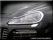 Porsche Cayenne 2007 - 2010 Headlight Chrome Trim Surround Set