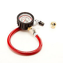 Longacre-Analog Tire/Tyre Pressure Gauge 0-60 PSI-PN: 50417