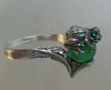 FENG SHWE FROG RING SIZE 16.5MM (N)